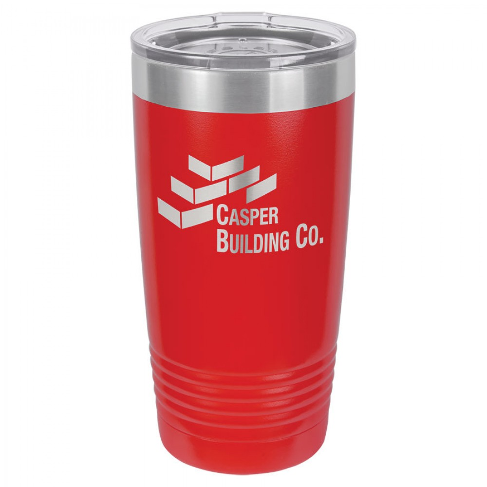 Polar Camel 20oz Vacuum Insulated Tumbler with Clear Lid (New Arrivals!)