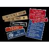Custom Lasered Sign
