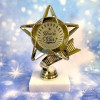 You re A Star, Gold Insert Trophy - A1 (A1)
