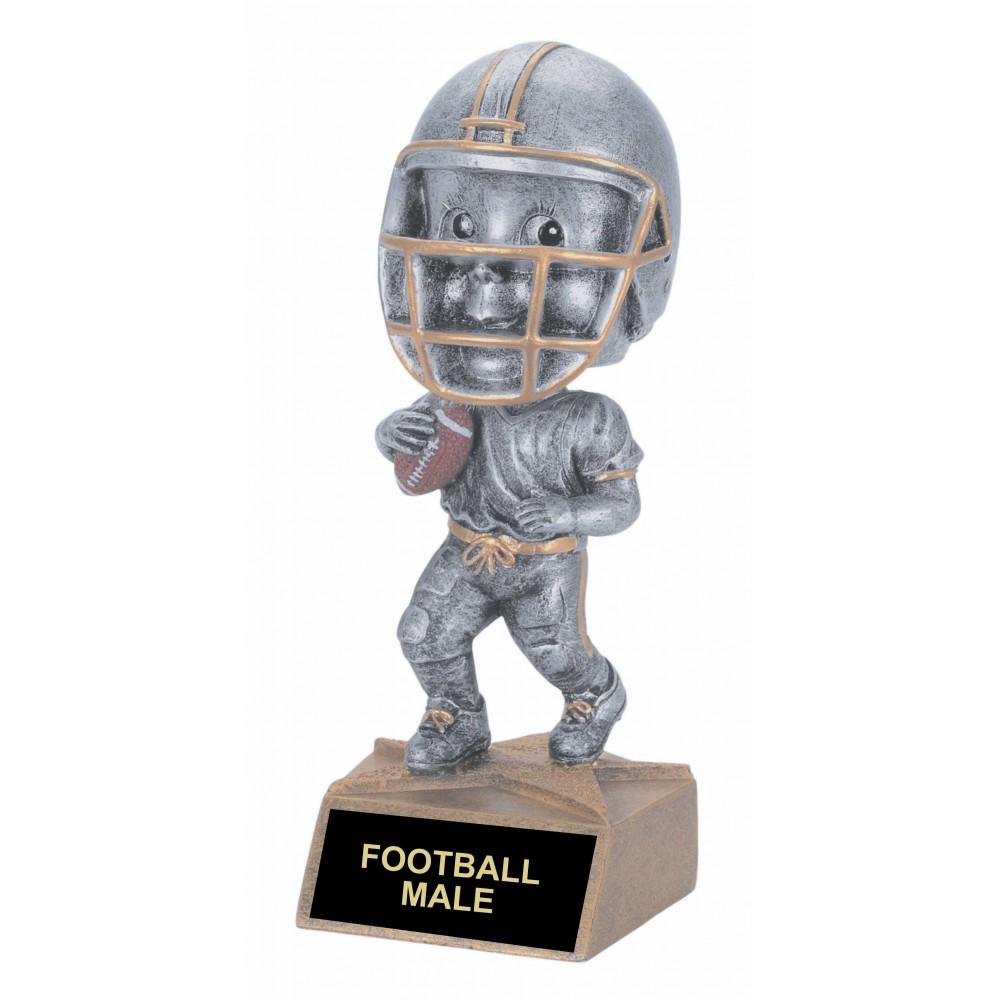 Bobblehead Trophy (Soccer)