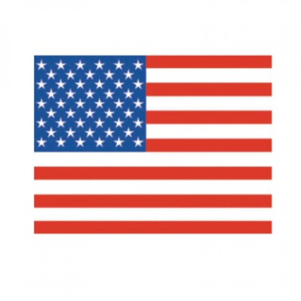 4 x 6 Nylon U.S.A Flag (Flags)