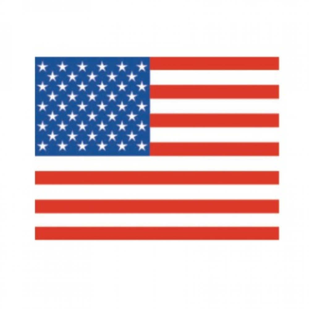 6 x 10 Nylon U.S.A Flag (Flags)